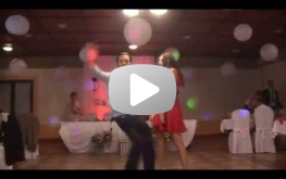 Teledysk weselny - Bałkanica