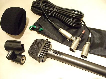 microphone superlux e523