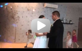 Pierwszy taniec Małgosi i Krzysztofa