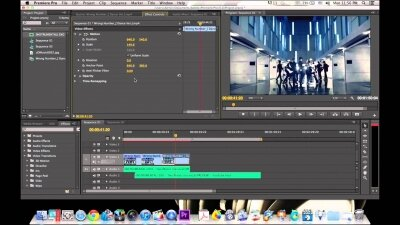 Program do montażu Adobe Premiere