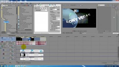 Program do montażu Sony Vegas
